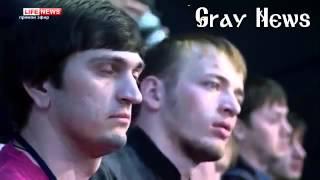 Кадыров Собчак заставили задать вопрос про Чечню!