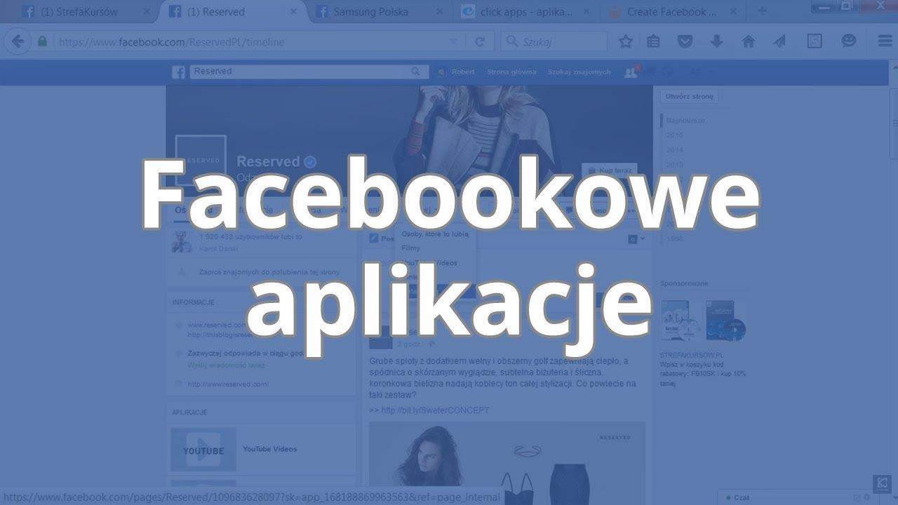 Kurs Facebook
