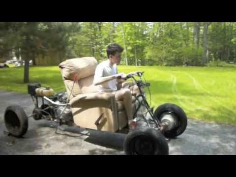 & Building of the Crazyboy- A motorcycle powered recliner - YouTube islam-shia.org