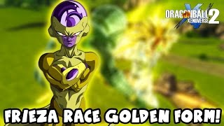 Dragon Ball Xenoverse 2 News: Frieza Race Time Patroller/CaC Golden Transformations Confirmed!