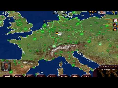 Masters of World (Geopolitical Simulator 3) - gameplay ultra 1680x1050 gtx 770 |