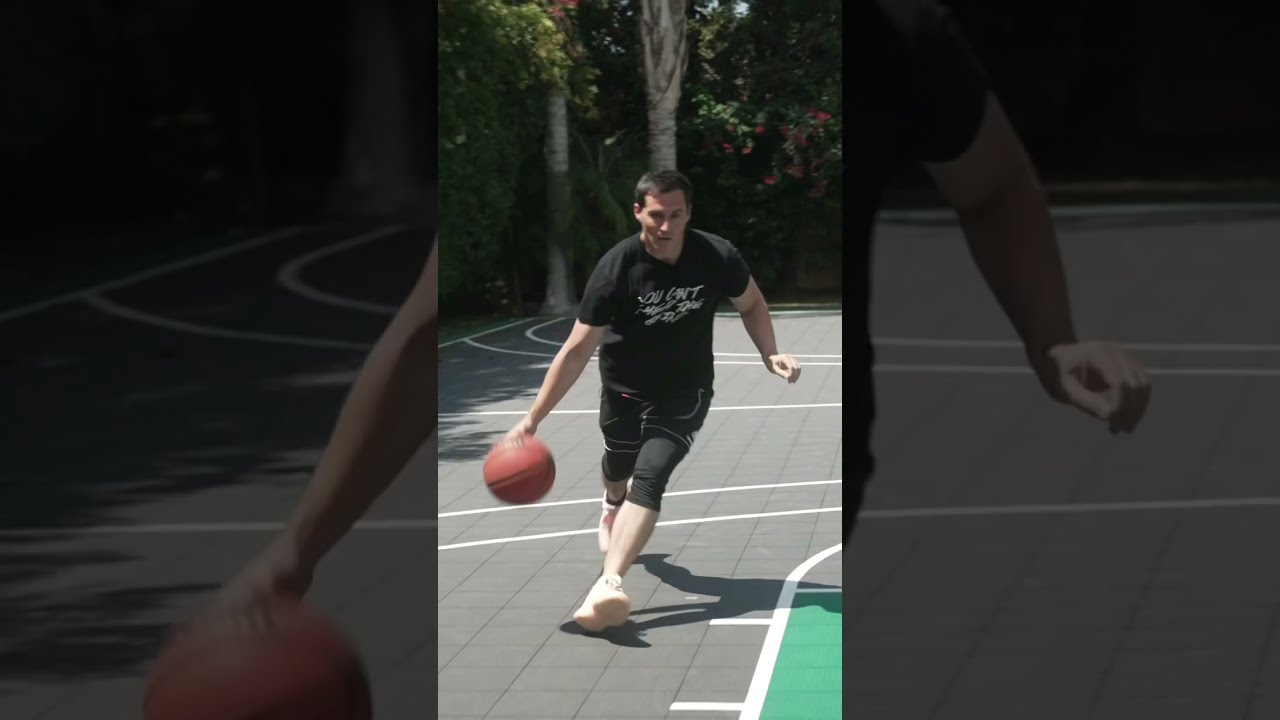 THIS Finishing Move is Nearly UNGUARDABLE 🤯(Steve Nash Type Buckets) #shorts