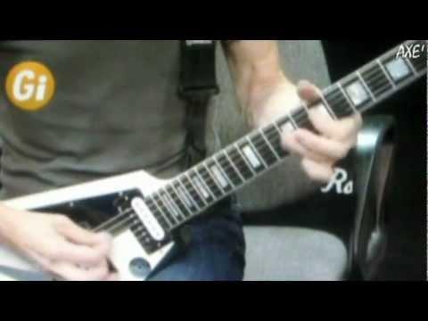MICHAEL SCHENKER  [ A FEW  GUITAR LICKS  ] LIVE.