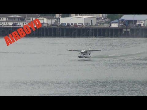 DeHavilland Super Otter Takeoff N338AK