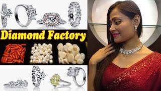 Cost To Cost Diamond Factory | Earrings, Necklace, Ring, Jem Stones | Diamond Jewellery Manufacturer