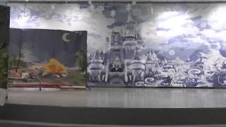 """Премьера спектакля """"Снежная королева"""" класс Максимум"""