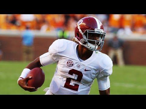 Alabama Crimson Tide Quarterback Preview / Jalen Hurts Improvement