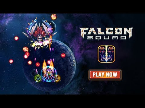 Falcon Squad - Protectors Of The Galaxy