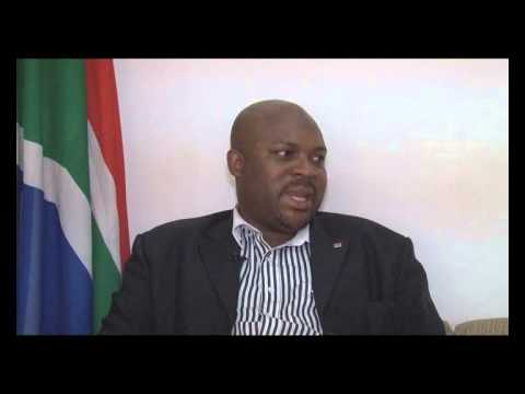Interview with H.E. Mr. Malose W. Mogale, South Africa with THE TIMES OF AFRICA.