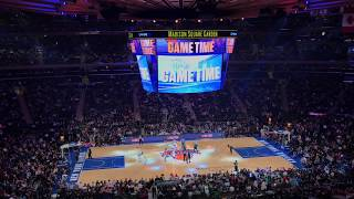 New York Knicks 2018-2019 Intro (vs. Boston Celtics)
