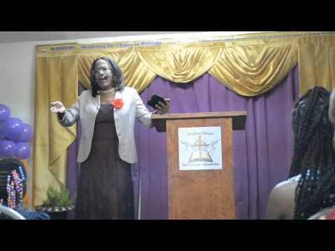 Pastor Maggie 09 09 15