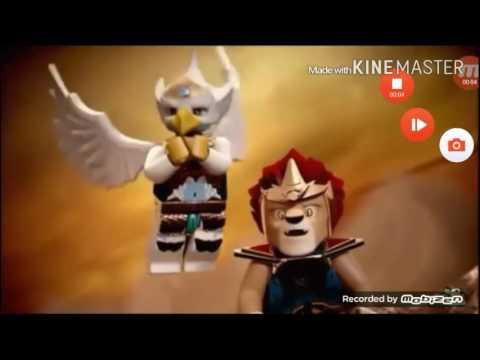 Lego dimensions eris eagle skyblazer fully upgraded