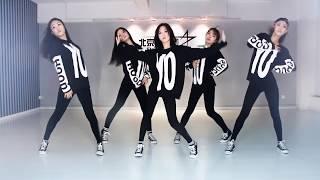 創造101【李子璇 豆子】跳《Boom Boom Pow》舞蹈--The Black Eyed Peas