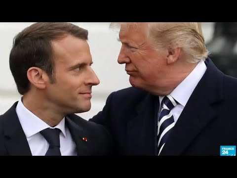 A tale of two alphas: Trump, Macron and the rocky road to rapprochement