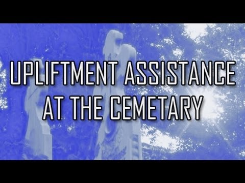 Upliftment Assistance at the Cemetery