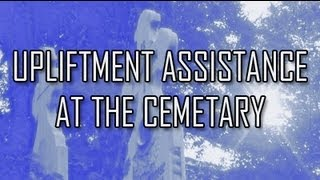 Upliftment Assistance at the Cemetary