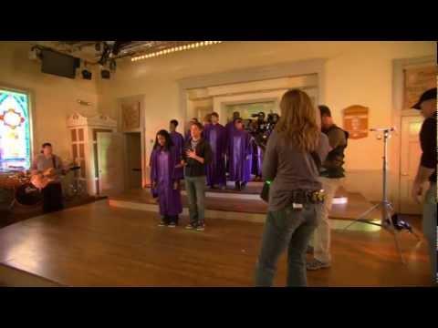 Joyful Noise: Behind the Scenes Footage Part 1
