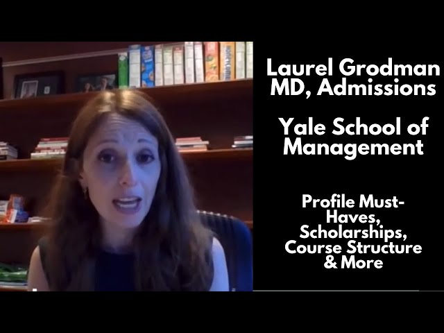 Yale School of Management | Interview with GyanOne