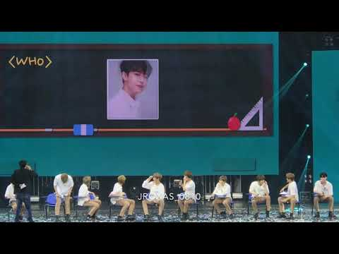 [171013] WannaBeLoved in Manila || Wanna One School - Wanna One