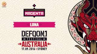 The colours of Defqon.1 Australia 2016 | MAGENTA mix by Luna