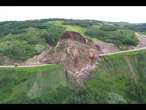 Landslide Documentary | How Do Landslides Occur? | Moving Land | American Landslide Film