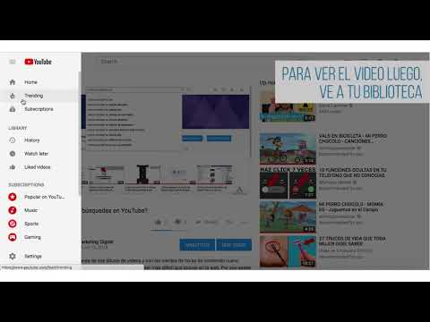 Cómo Guardar Un Video En Youtube Para Ver Más Tarde Youtube