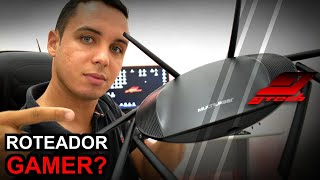 Roteador 5G Multilaser SIRIUS  AC2600 (Specs, unbox, review)
