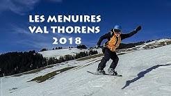 Les 3 Vallees - Val Thorens, Les Menuires, La Folie Douce 2018 - GoPro, DJI Mavic Pro, Sony A6300