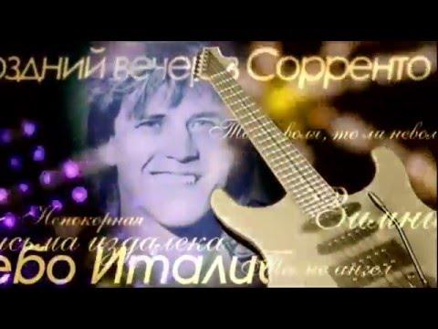 Алексей Глызин. Юбилейный концерт в