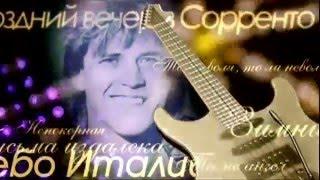 Алексей Глызин Юбилейный концерт в Crocus City Hall 02 11 2014