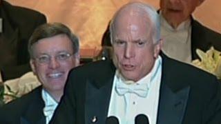 2008: See Obama, McCain's Al Smith dinner
