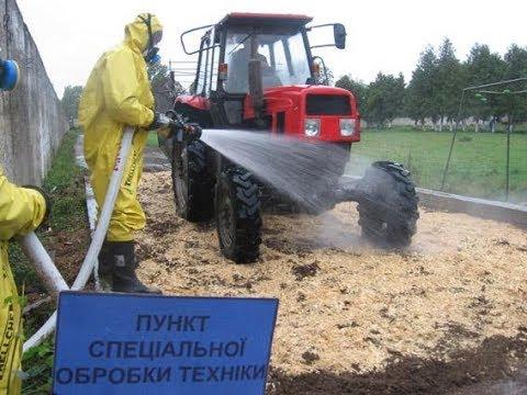 MNSKHM: У Дунаєвецькому районі спеціалізовані служби ЦЗ тренувались протидіяти африканській чумі