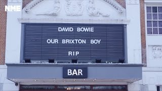 David Bowie Tributes: NME Talks To Fans in Brixton