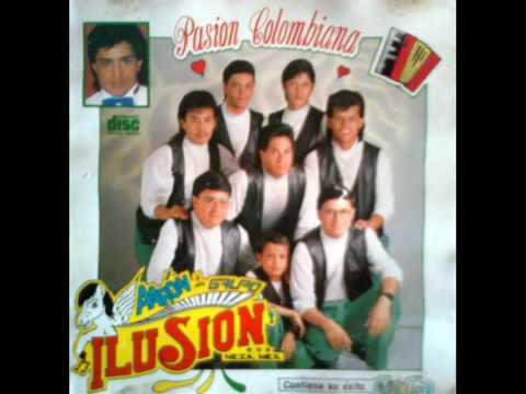 Pasion Colombiana 1994 - Aaron y Su Grupo Ilusion