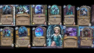 Hearthstone: Knights of the Frozen Throne New Card Reveal Part 19