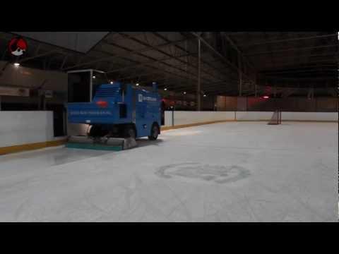 """How It's Made - IJshockey baan """"De Westfries"""" HD"""