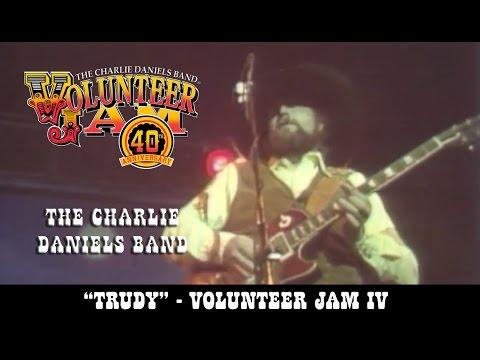 The Charlie Daniels Band - Trudy - Volunteer Jam IV