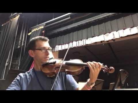 Rhythms of Africa - Violin 1