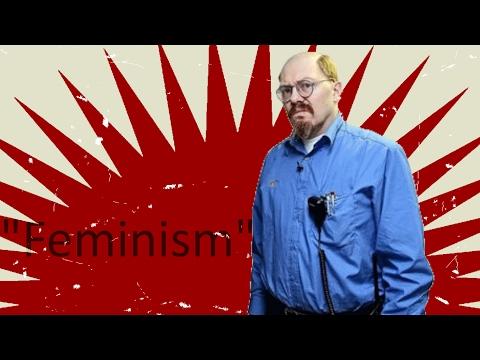 Icelandic communist talks to feminists [ENG SUB]