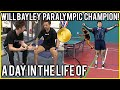 A day in the life of a Pro Player | Will Bayley