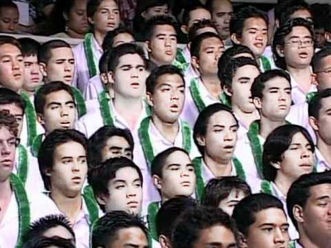 Kamehameha Schools Song Contest 2007 - Senior Class