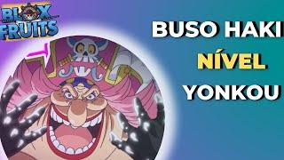 Como upar o haki Bushoku no Blox piece!!!| Roblox
