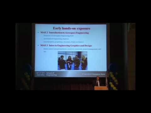 Mechanical and Aerospace Engineering / UC San Diego / Admit Day 2012