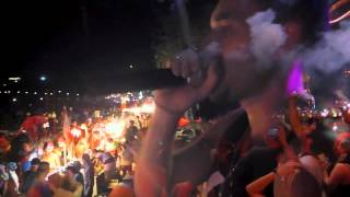 Full Moon Party New Years Eve 2014 Koh Phangan | MC Double L | South East Asia @Digitstvlive