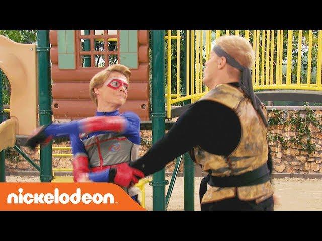 Jace Normans Top 5 Action Scenes as Kid Danger!