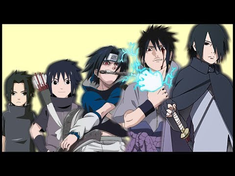 Evolution of Sasuke Uchiha | Ninja World |