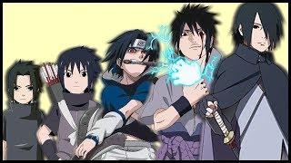 Evolution of Sasuke Uchiha   Ninja World  