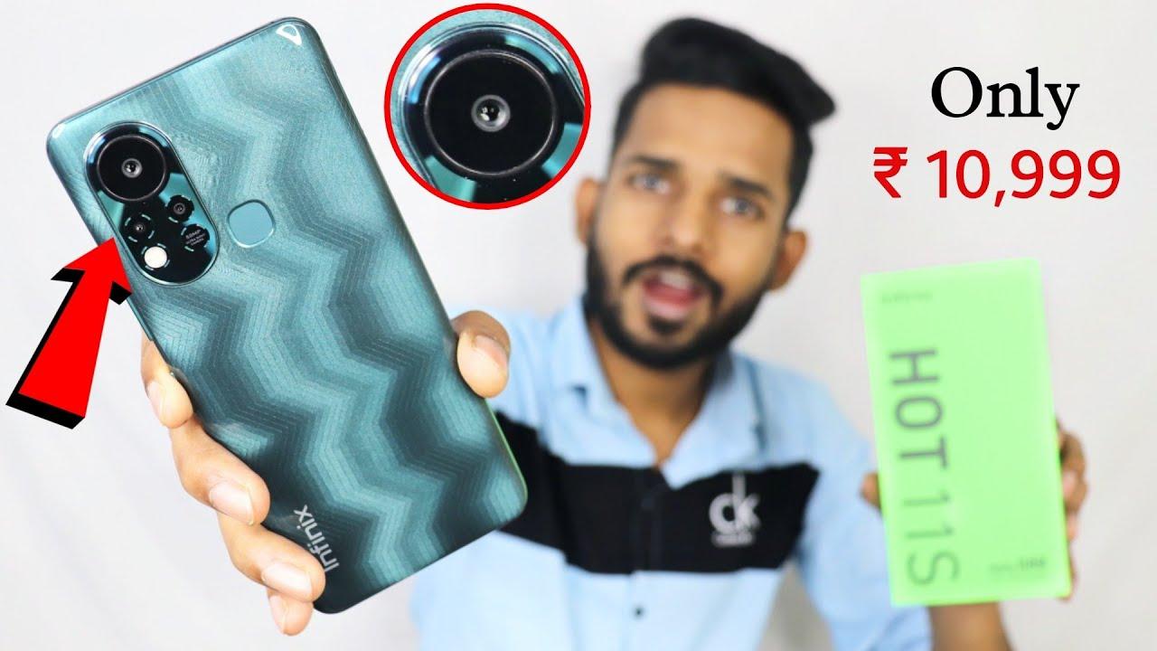 Big Camera Smartphone Unboxing | Infinix Hot 11s | Budget Gaming Smartphone