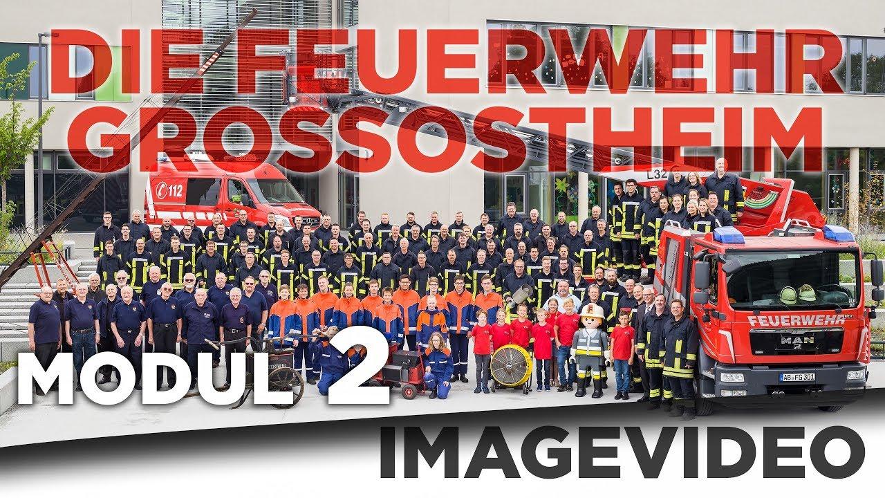 Die Feuerwehr Grossostheim Modul 2 Des Imagevideos Der