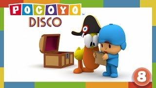 Pocoyo Disco - O balada do pirata [Episódio 8]